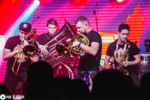 Brevis Brass Band. RED. 26.10.2019