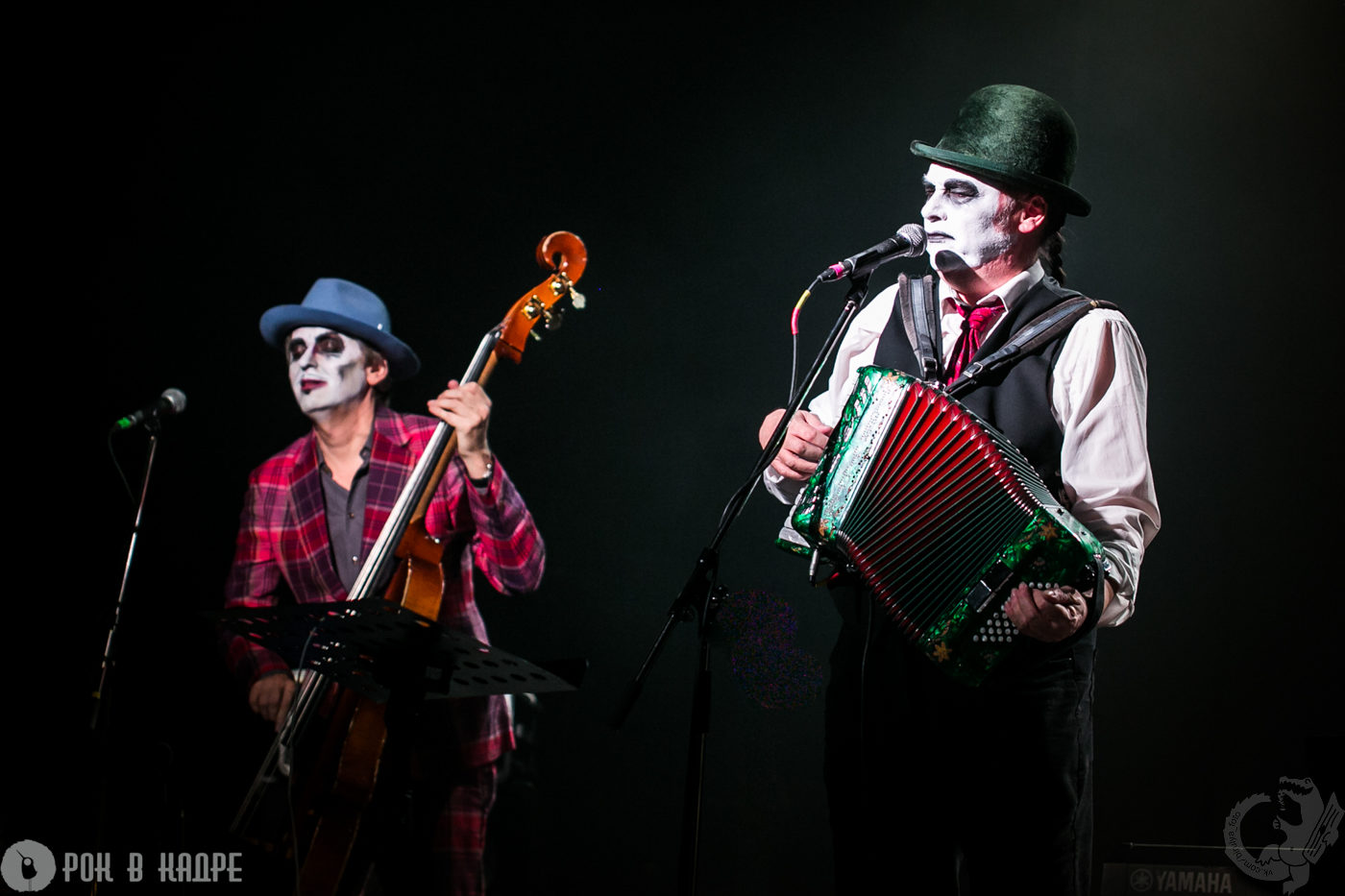 The Tiger Lillies в Санкт-Петербурге, в клубе Морзе 28.11.2019