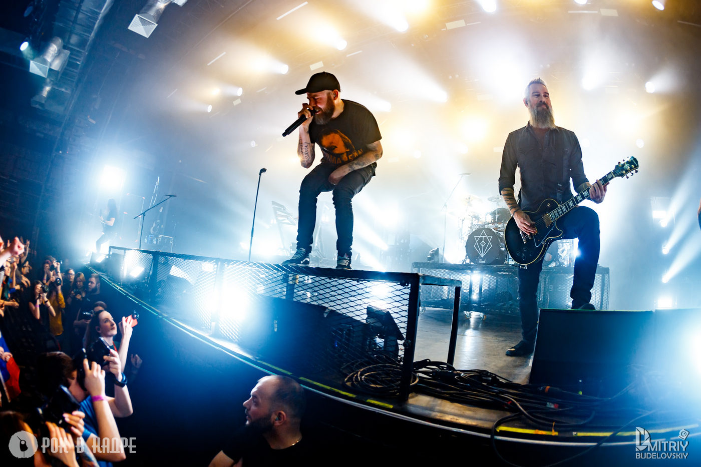 In Flames 10.03.2020 A2 Green Concert