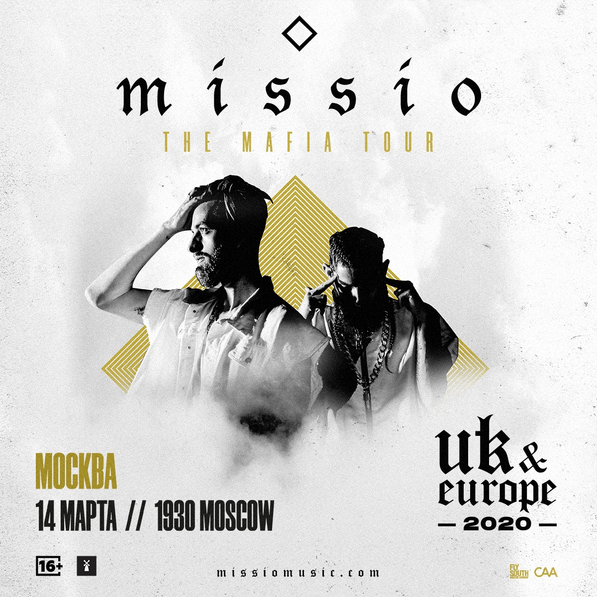 Missio 1930 Moscow 14/03/2020