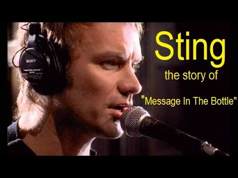 All Saints & Sting «Message In The Bottle»